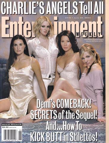 Entertainment Weekly June 20, 2003