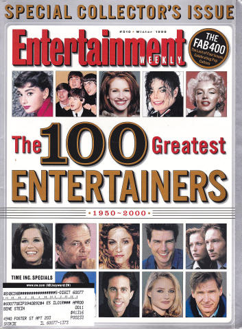Entertainment Weekly No. 510