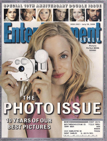 Entertainment Weekly July 28, 2000
