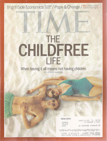 Time Magazine August 12, 2013