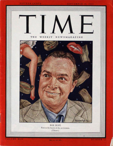 Time Magazine September 20, 1943