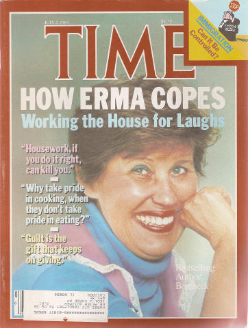 Time Magazine July 2, 1984