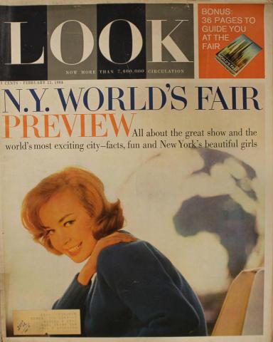 LOOK Magazine February 11, 1964