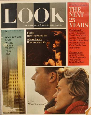 LOOK Magazine January 16, 1962