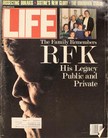 LIFE Magazine June 1988