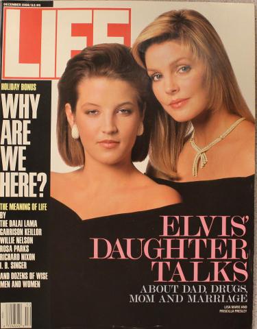 LIFE Magazine December 1988