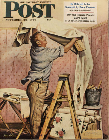 The Saturday Evening Post November 26, 1949