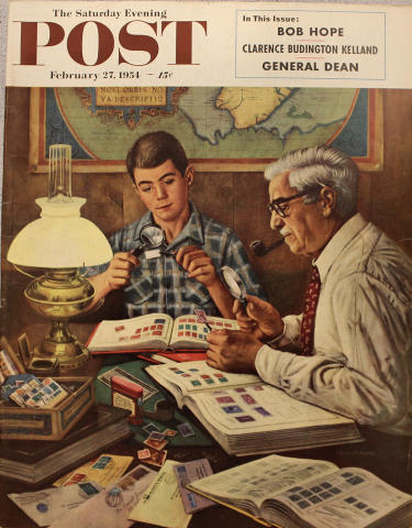 The Saturday Evening Post February 27, 1954