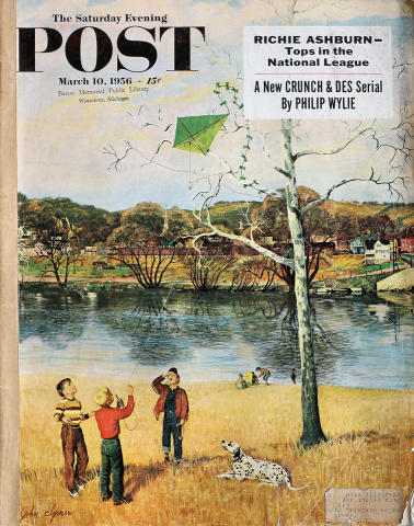 The Saturday Evening Post March 10, 1956