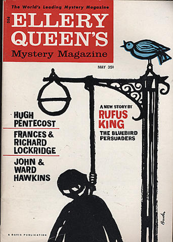 Ellery Queen's Mystery Magazine May 1960