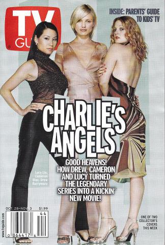 TV Guide November 3, 2000