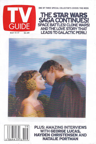 TV Guide May 11, 2002