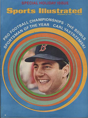 Sports Illustrated December 25, 1967