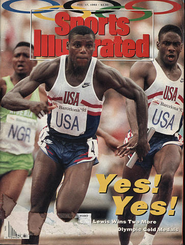 Sports Illustrated August 17, 1992