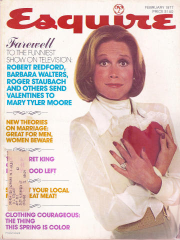 Esquire February 1, 1977