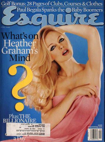 Esquire Vol. 133 No. 4