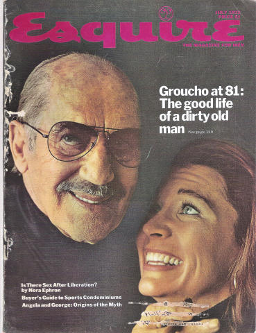 Esquire July 1, 1972