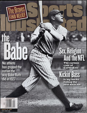Sports Illustrated August 24, 1998