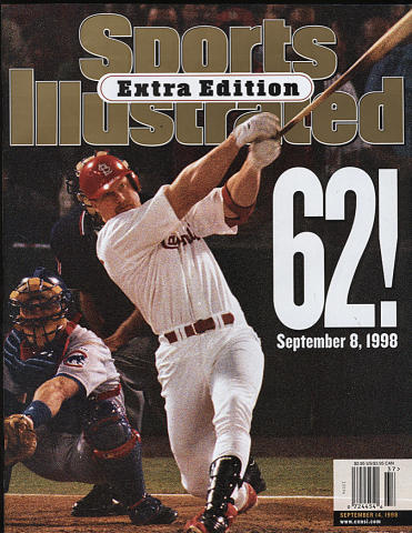 Sports Illustrated Extra Edition September 1998