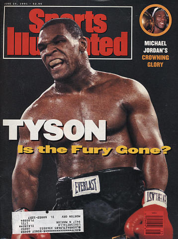 Sports Illustrated June 24, 1991