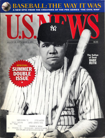 U.S. News & World Report August 29, 1994