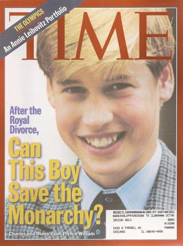 Time Magazine July 22, 1996