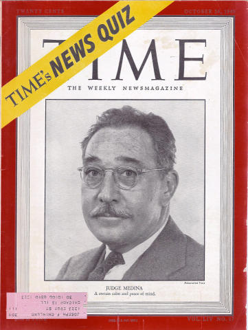 Time Magazine October 24, 1949