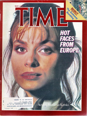 Time Magazine May 2, 1983