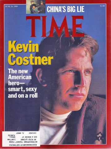 Time Magazine June 26, 1989