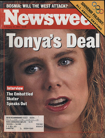 Newsweek Magazine February 21, 1994