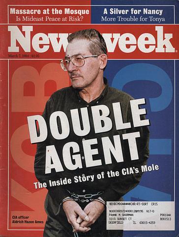Newsweek Magazine March 7, 1994