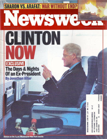Newsweek Magazine April 8, 2002