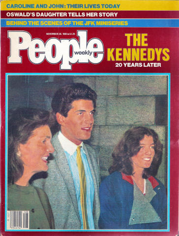 People Magazine November 28, 1983