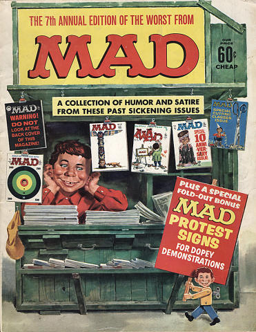 The 7th Annual Edition of the Worst MAD