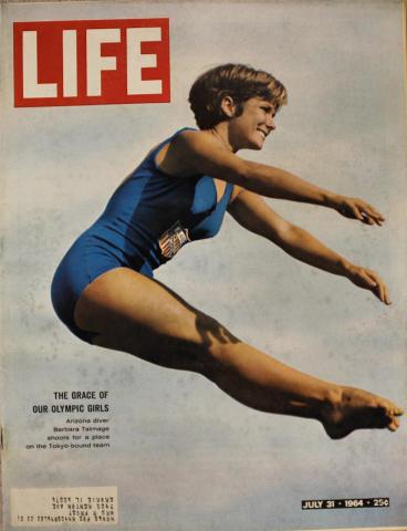 LIFE Magazine July 31, 1964