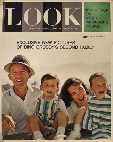 LOOK Magazine July 17, 1962