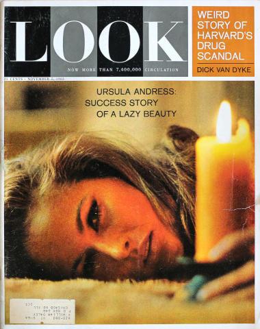 LOOK Magazine November 5, 1963