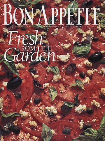 Bon Appetit Magazine August 1995