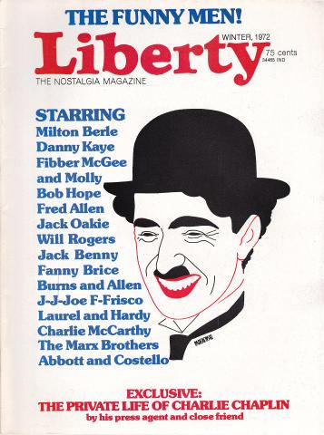 Liberty Magazine December 1, 1972