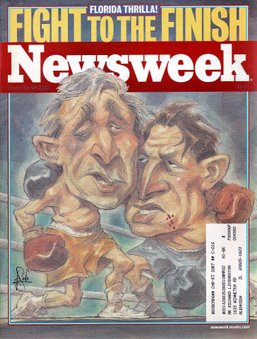 Newsweek Magazine November 27, 2000