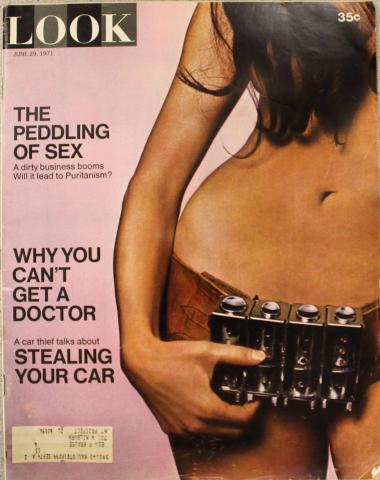 LOOK Magazine June 29, 1971