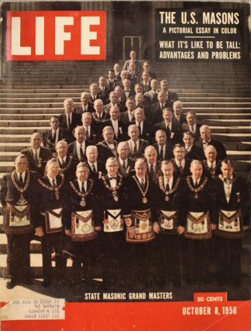 LIFE Magazine October 8, 1956