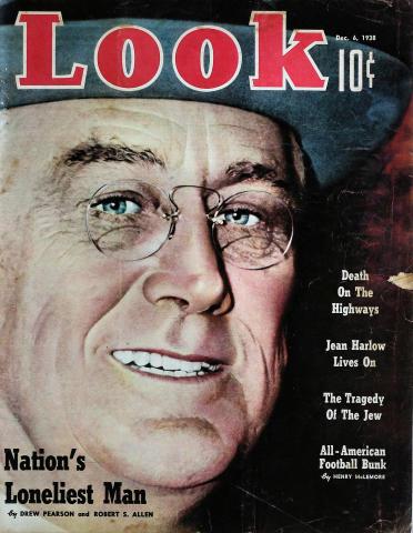 LOOK Magazine December 6, 1938