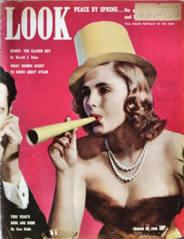LOOK Magazine March 26, 1940