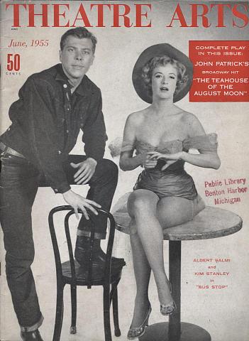 Theatre Arts Magazine June 1955