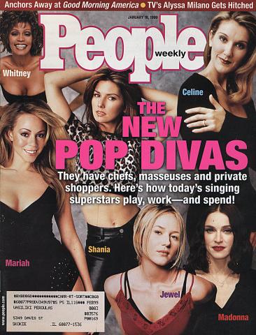 People Magazine January 18, 1999