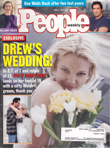 People Magazine April 11, 1994