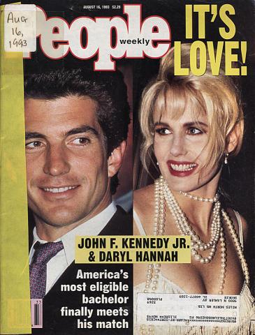 People Magazine August 16, 1993