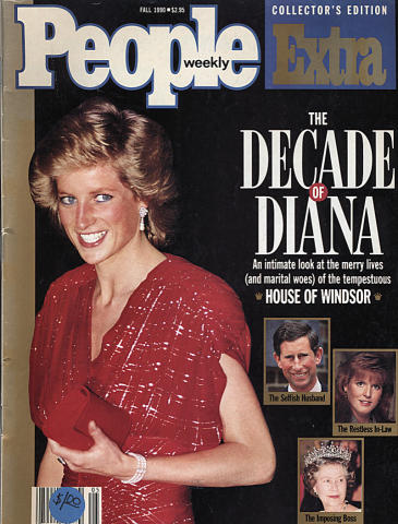 People Extra: The Decade of Diana
