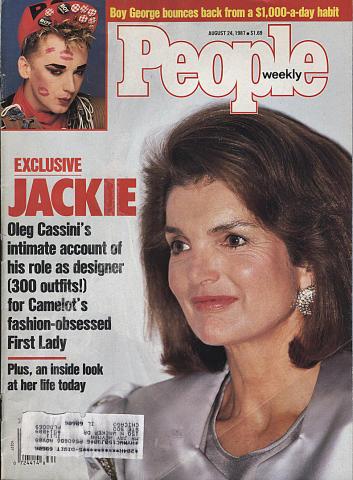 People Magazine August 24, 1987